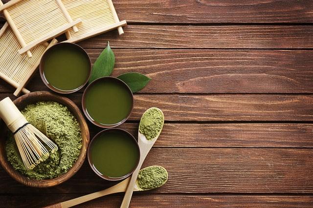 benefits, matcha tea