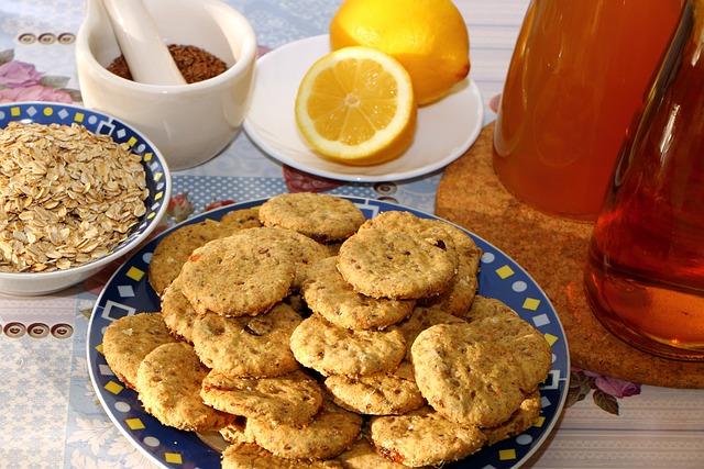Best Oat Cookies